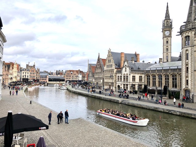 Visit to Ghent
