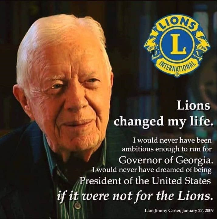 Lions changed my life