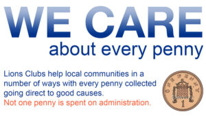 we care about every penny